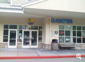 Aloha Dry Cleaners outside Lakemont Bellevue